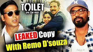 Remo D'Souza Admits Having Toilet Ek Prem Katha LEAKED COPY
