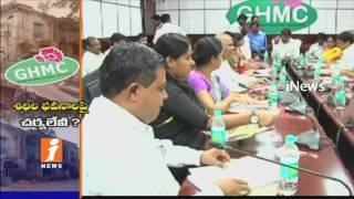 GHMC Neglects On Demolished Of Old Buildings In Hyderabad | iNews