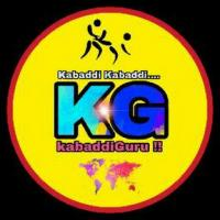 Go To KabaddiGuru ! Channel Page