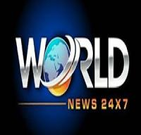 Go To World News 24x7 Pvt. Ltd. Channel Page